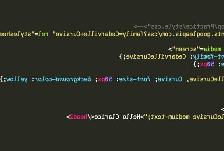 Comment utiliser les balises de couleur de police en HTML